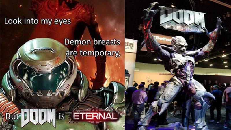 The Best Doom Eternal Memes Know Your Meme