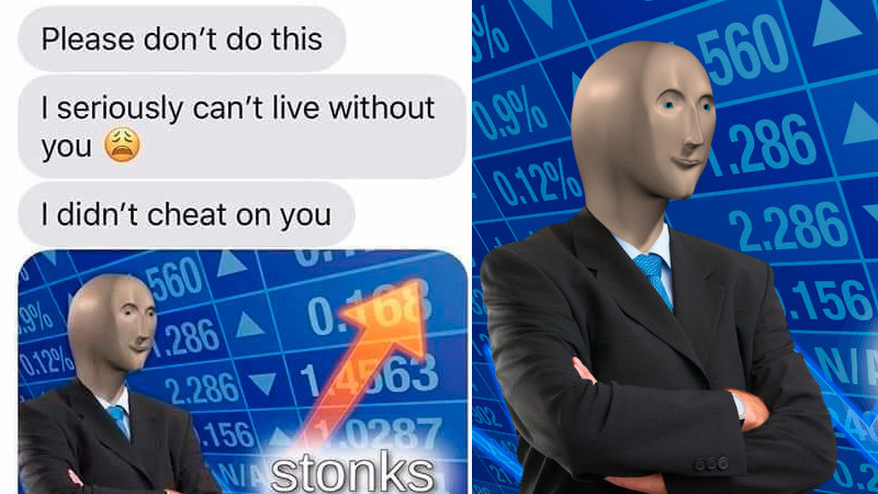 The Best of STONKS | Know Your Meme