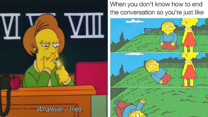 Celebrating 30 Years Of The Simpsons With Our Favorite Memes Know Your Meme