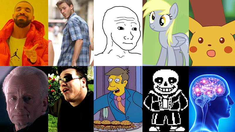 Most Famous Memes Of The Decade