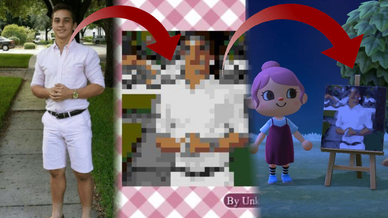 How To Add Custom Images To Animal Crossing Know Your Meme