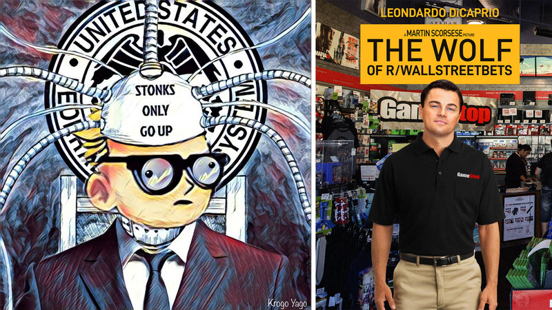 Stay Caught Up On The Latest GameStop Stock Surge News With These 26 Memes  About WallStreetBets | Know Your Meme