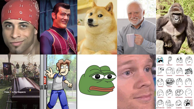 The Top 10 Memes Of The Decade Know Your Meme
