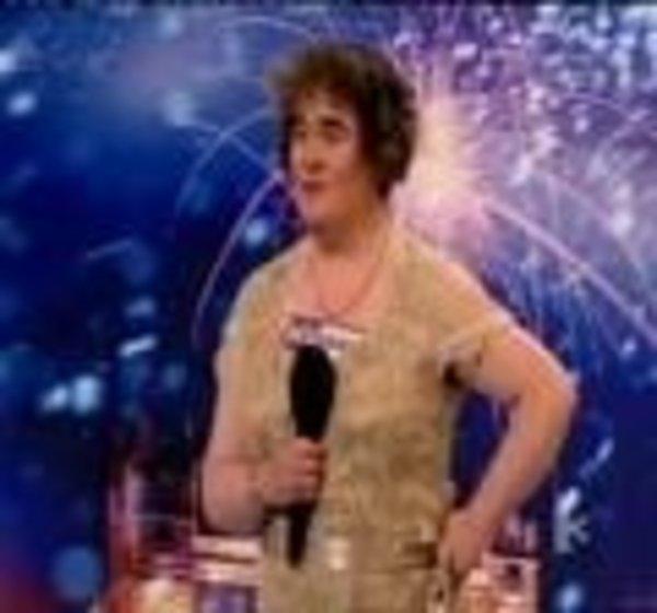 Susan Boyle Know Your Meme