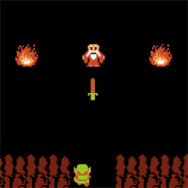 Picture from Legend of Zelda Video Game