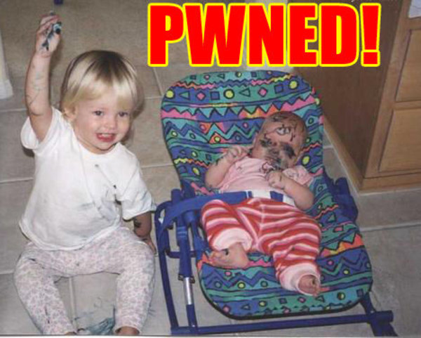 OWNED (PWNED) | Know Your Meme