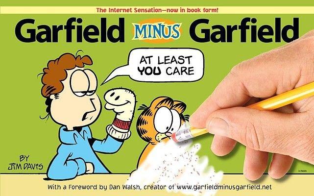 Garfield Minus Garfield Know Your Meme