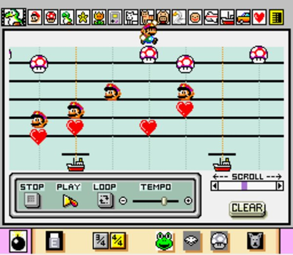 Image result for mario paint