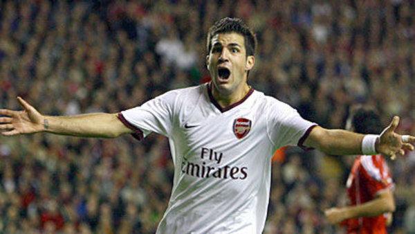 "Old School Panini on Twitter: ""Cesc FABREGAS - Arsenal ...  |Fabregas Meme"