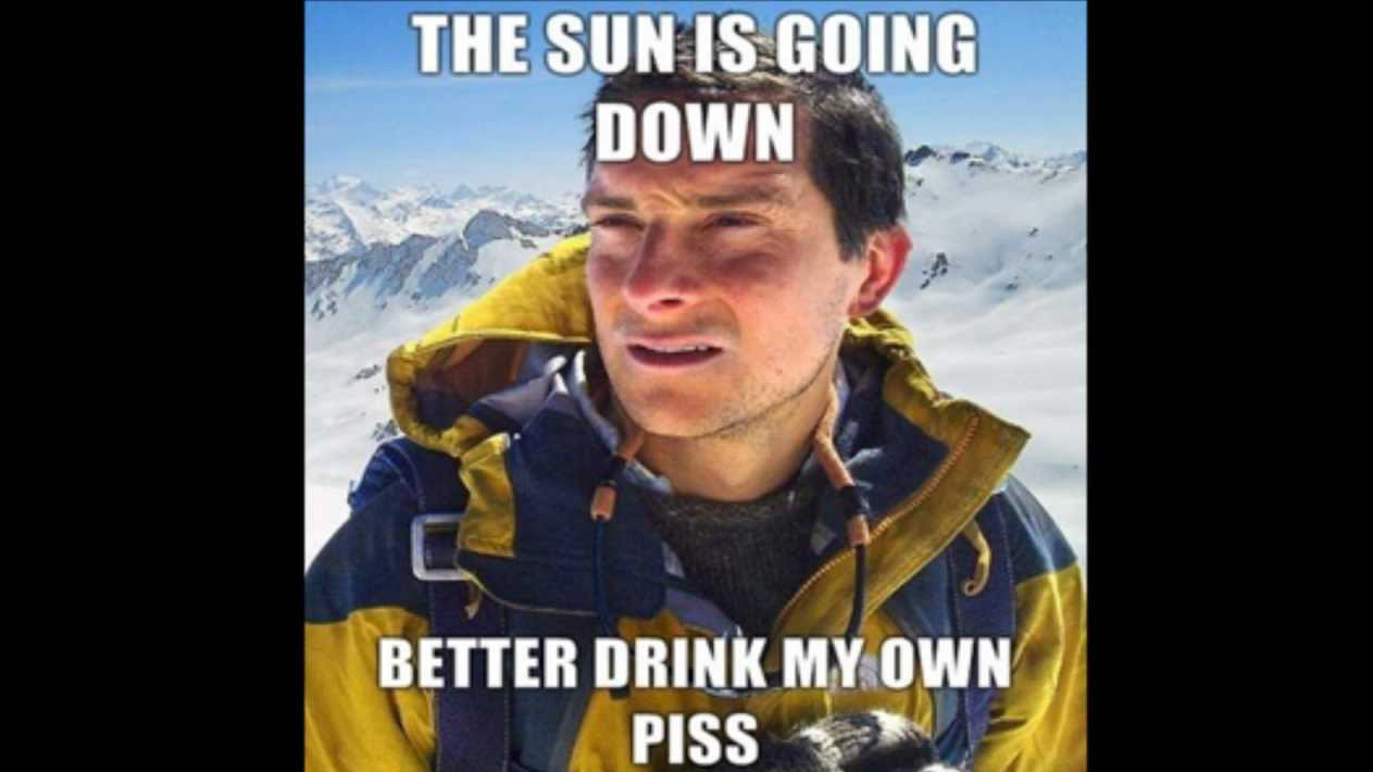 drinking piss bad for