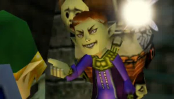 Majoras Mask Creepypasta Ben Drowned Know Your Meme