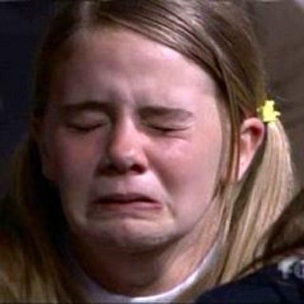 Sanjaya Girl/Crying Girl