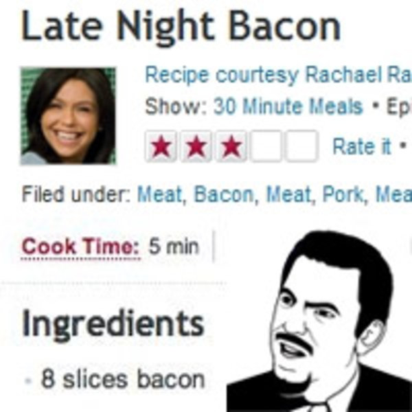 Food Network Recipe Reviews Know Your Meme