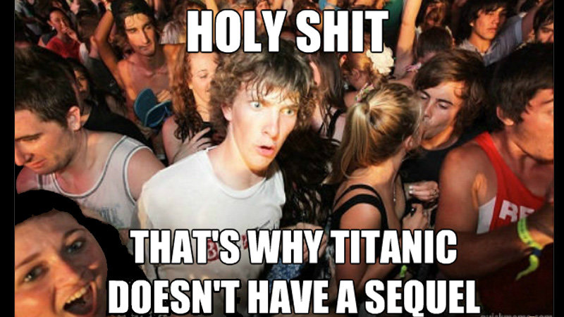Sudden Clarity Clarence Know Your Meme