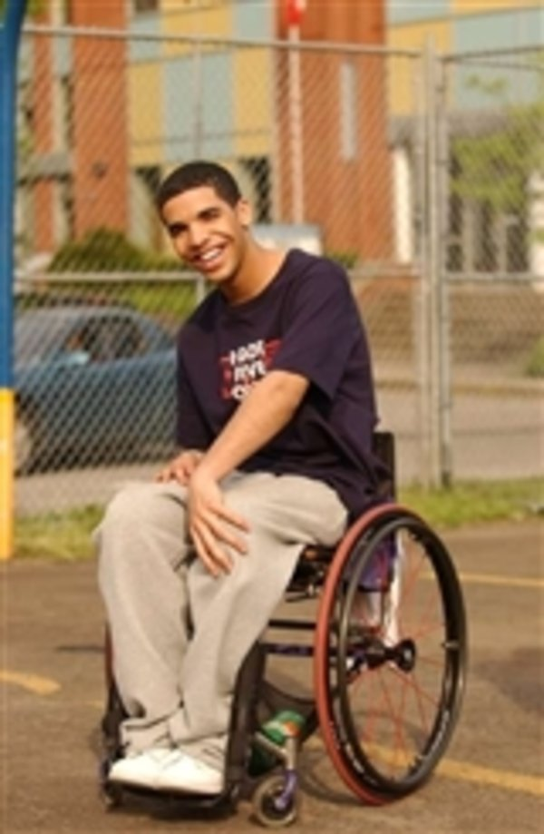 wheelchair drake know your meme