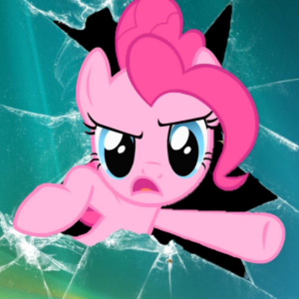 pinkie pie breaking the 4th wall know your meme