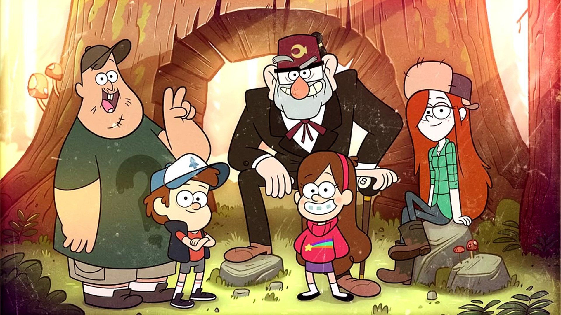Gravity Falls: Image Gallery (List View)   Know Your Meme