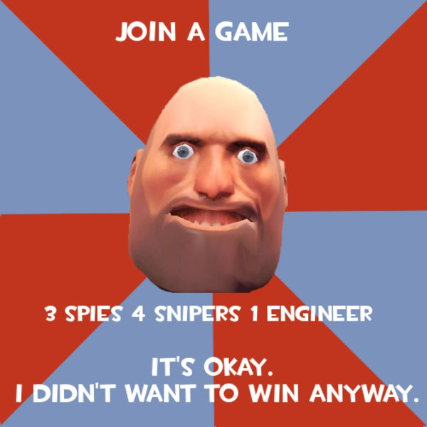 Team Fortress 2 Advice Animals Know Your Meme