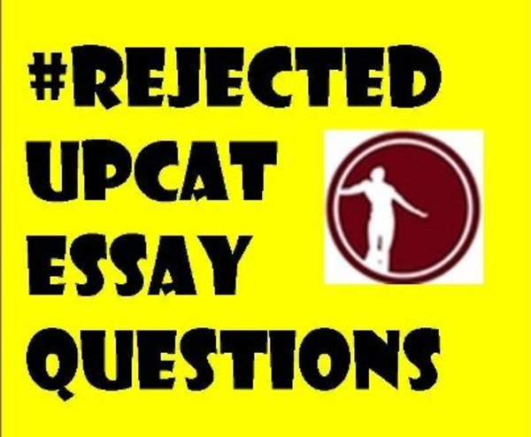 rejected upcat essay questions twitter