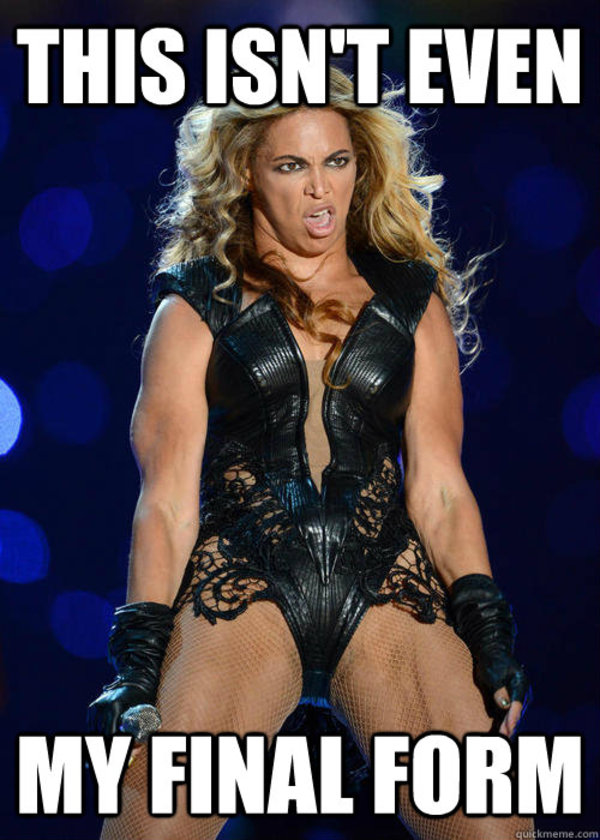 Unflattering Beyonce Know Your Meme