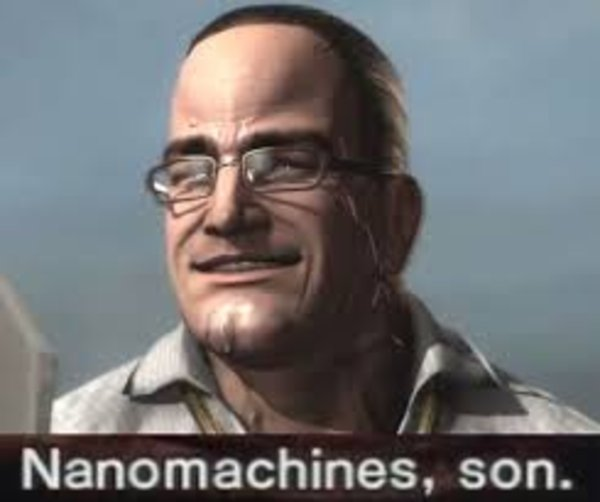 Image result for nanomachines son