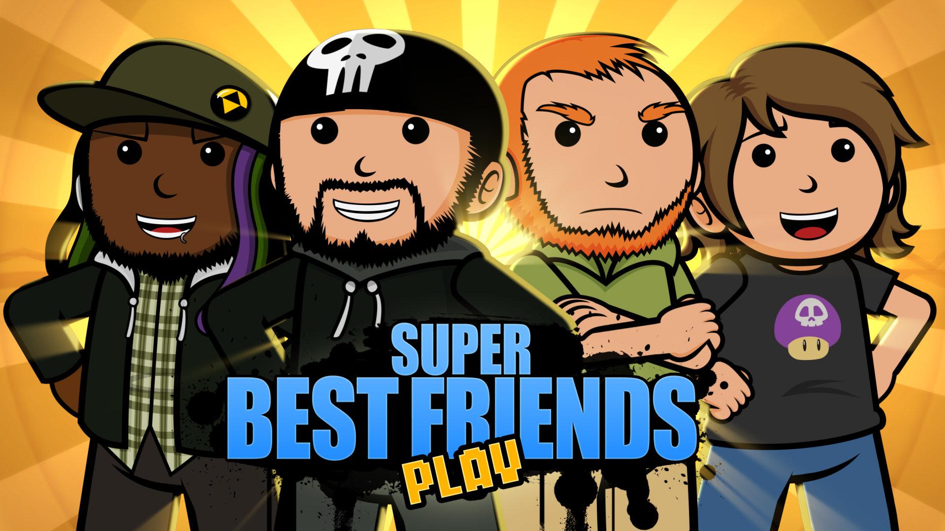Super Best Friends Play | Know Your Meme