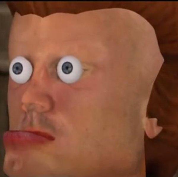 Jimmy Neutron Weird Faces 5