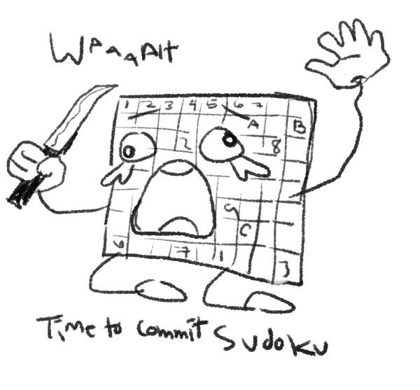 Commit Sudoku Know Your Meme