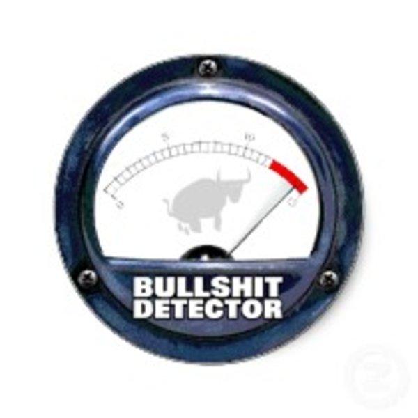 Image result for bullshit detector