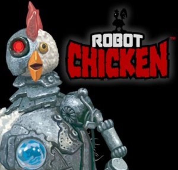 Barbie exposed robot chicken adult swim