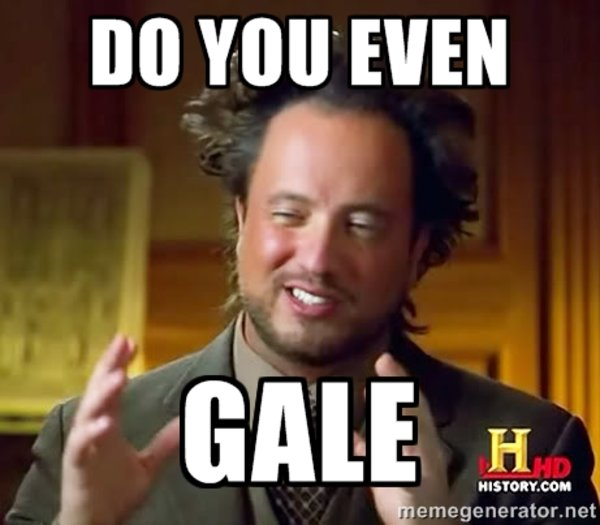 Gale | Know Your Meme