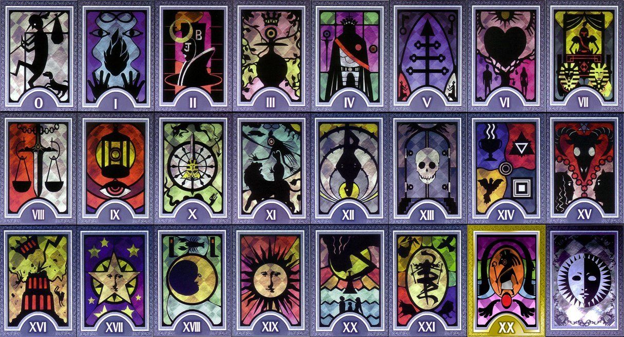 Tarot Arcana Parodies: Image Gallery (Sorted by Comments) (List View) | Know Your Meme