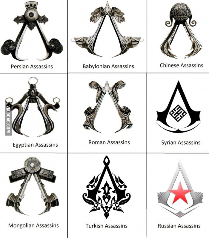 Assassin S Creed Logo Know Your Meme