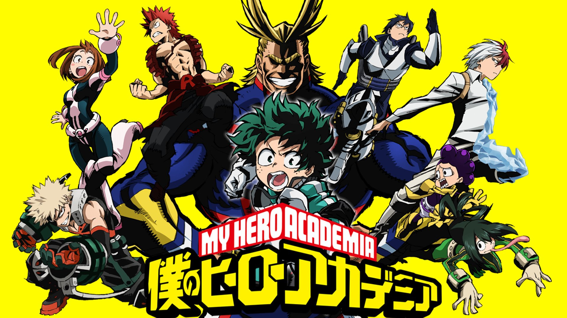 My Hero Academia Image Gallery List View Know Your Meme