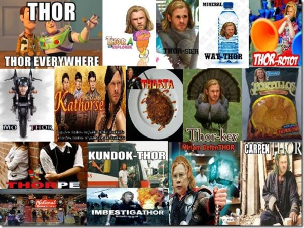 Thor Puns | Know Your Meme