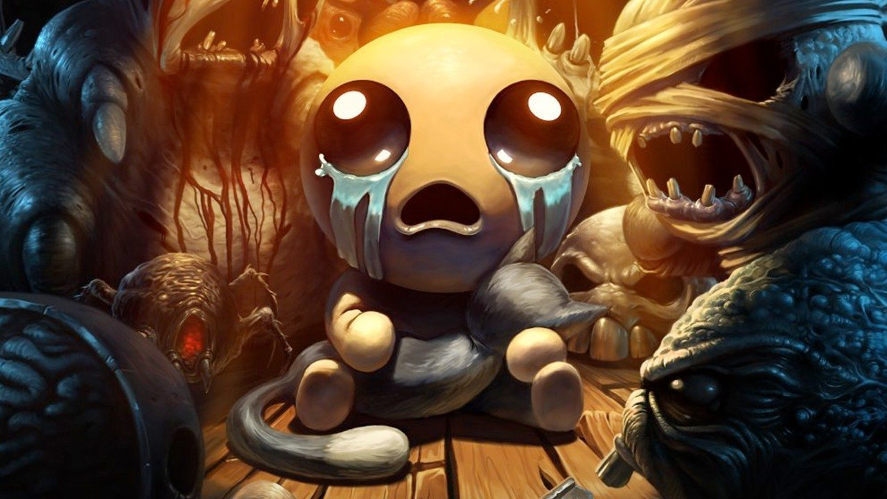 The Binding Of Isaac Know Your Meme
