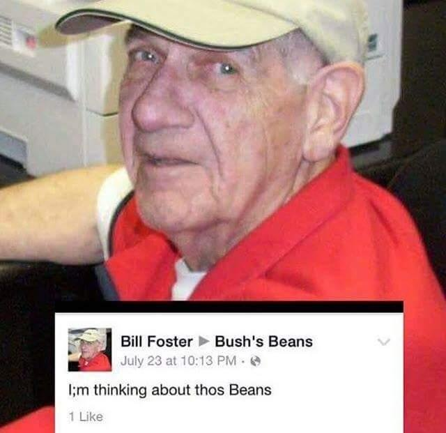 I M Thinking About Thos Beans Know Your Meme