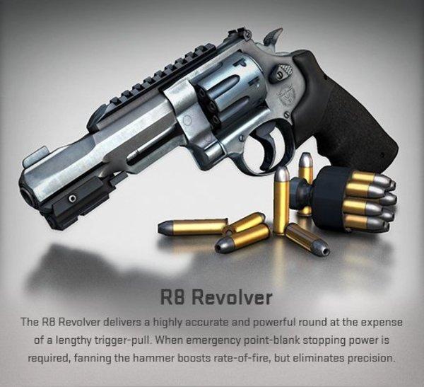 Revolver r8 cs go skins betting matlosana mining bitcoins