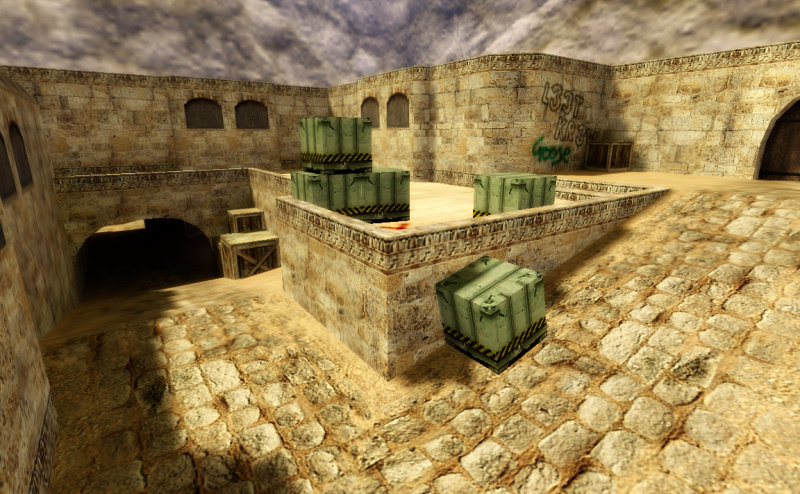 Dust 2 / de_dust 2 | Know Your Meme Dust Map on