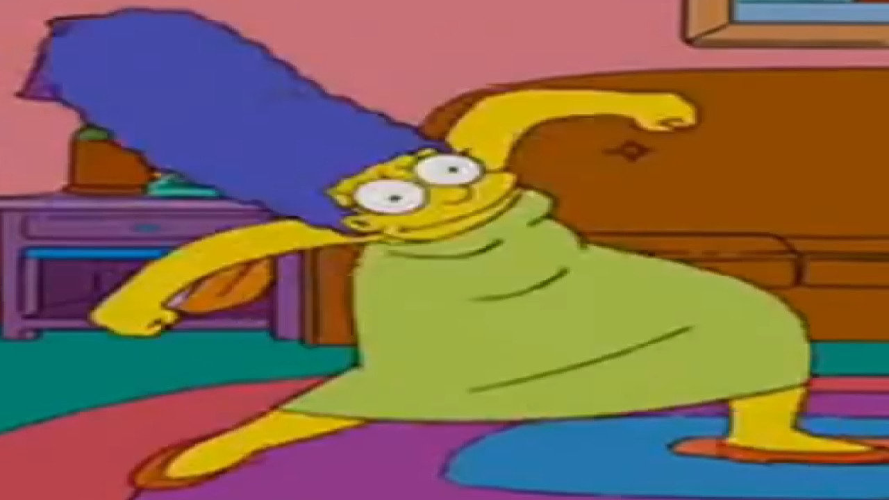 Marge Krumping | Know Your Meme