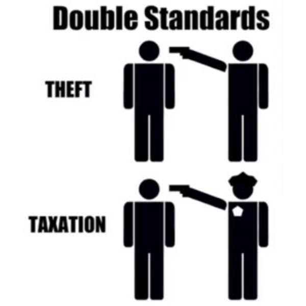 Taxation Is Theft | Know Your Meme