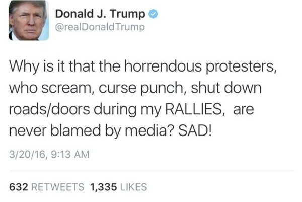 Donald Trump S Sad Tweets Know Your Meme