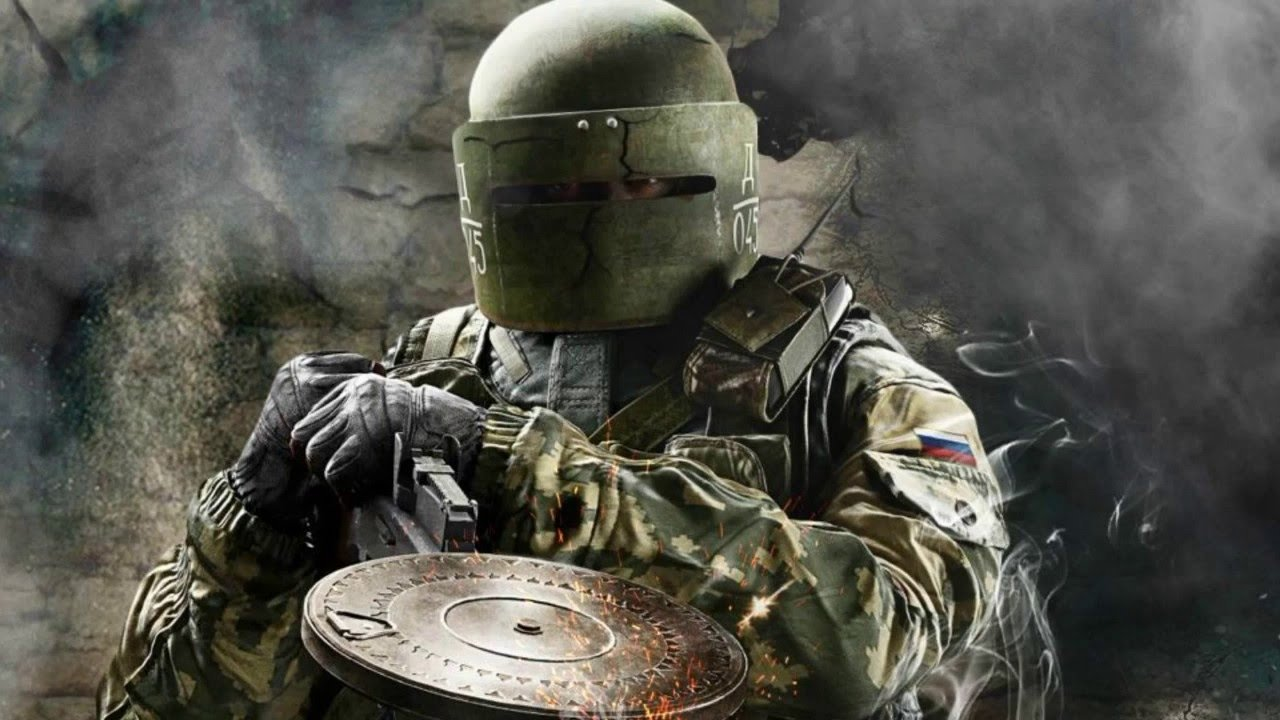 Lord Tachanka Know Your Meme