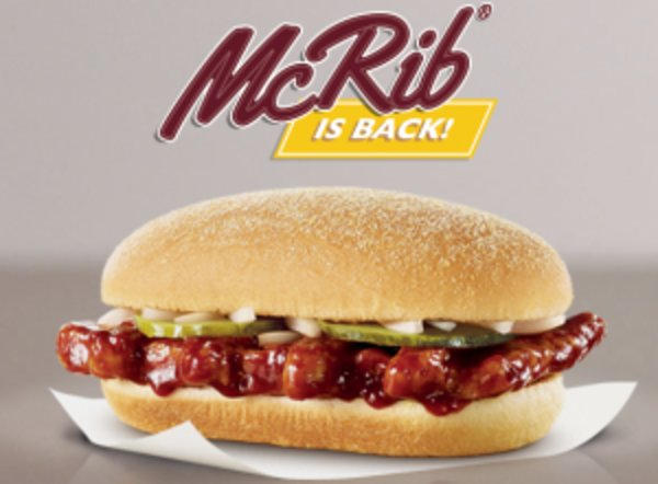 mcrib know your meme