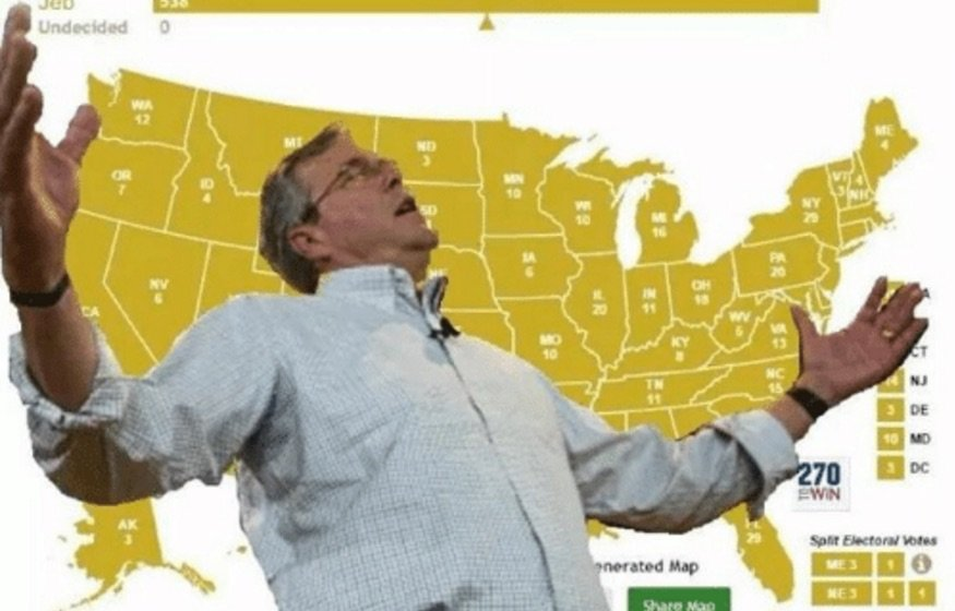 Jeb Wins | Know Your Meme
