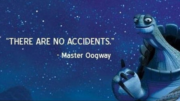 There Are No Accidents | Know Your Meme