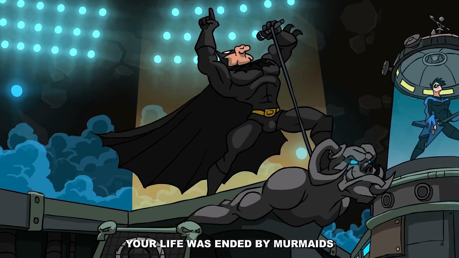 Batmetal | Know Your Meme