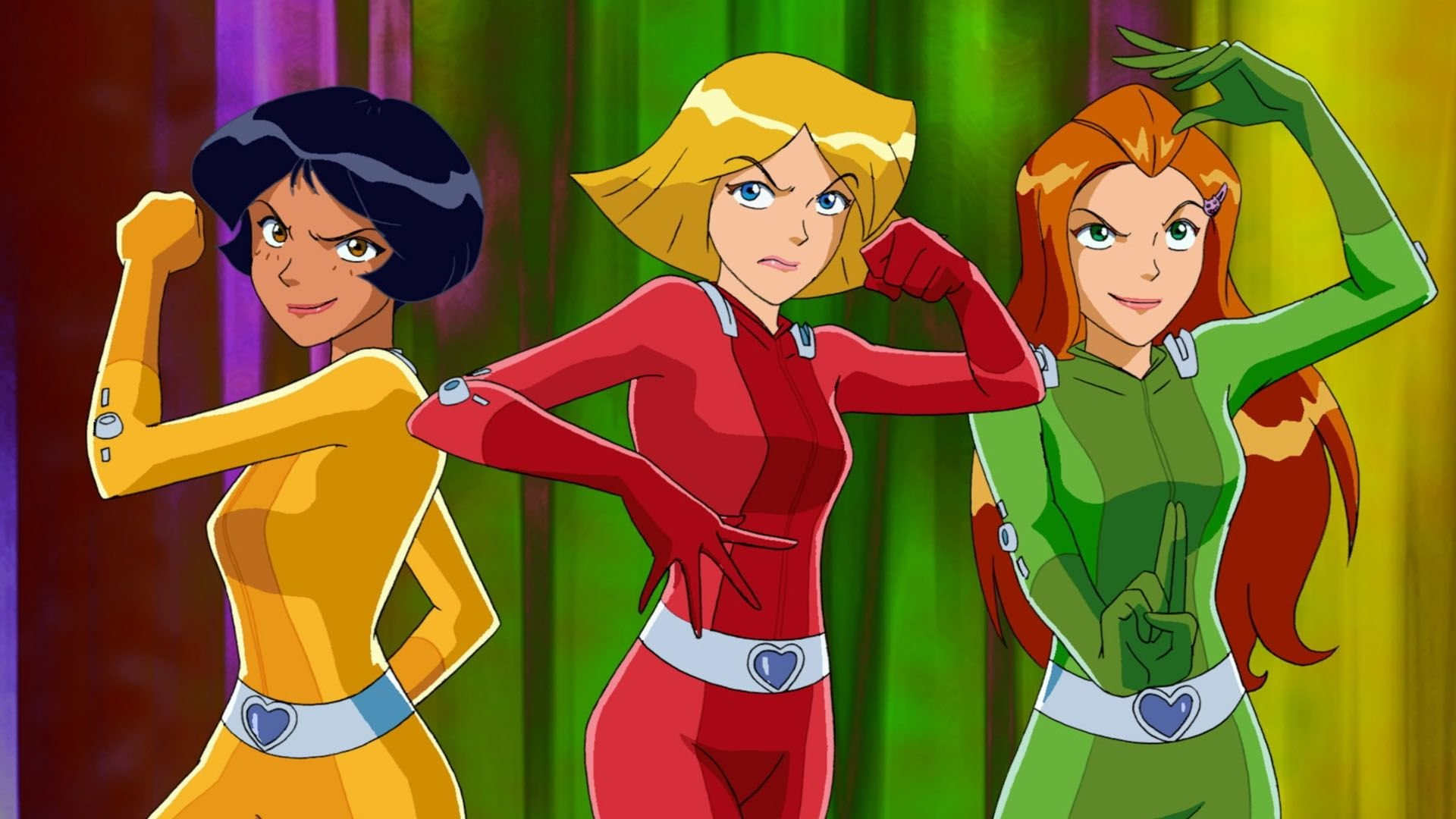 Totally Spies!: Image Gallery (List View)   Know Your Meme