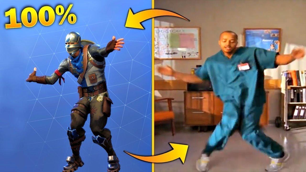 Fortnite Default Dance Know Your Meme
