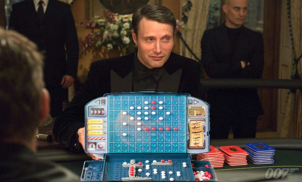 Casino Royale Poker Game Parodies Know Your Meme